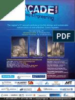 Event Facade Design Brochure