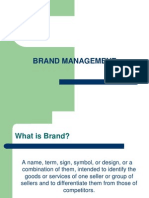 Brand Management(1)