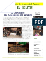 El  Boletin edicion 51 octubre 2013