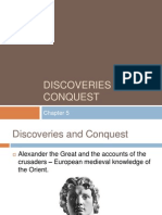 Discoveries and Conquest