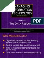 Storage of Data Resources2