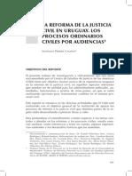 El Proceso Civil en Uruguay