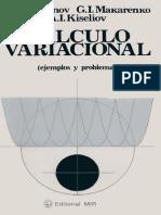 Calculo Variacional Ejemplos y Problemas