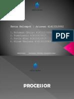 Processor Dan Motherboard