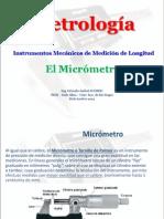MICROMETRO medicion