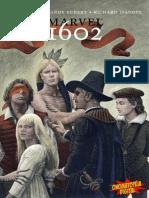 MARVEL 1602 COMPLETO 8 EDIÇÕES