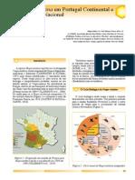 A Vespa Velutina Em Portugal Continental e a Apicultura Nacional