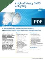 48 v, 130 W High-efficiency SMPS for LED Street Lighting-flsmpsled
