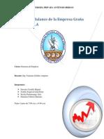 Trabajo 01-Análisis de Balance de la Empresa Graña Montero S