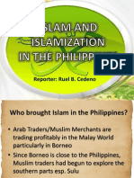 Islamization in Philippines