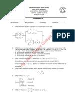1. 1er Parcial de MAT-100 (Grupo M)( I-2013)