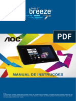 AOC MW0711 Manual Do Usuario V1.0