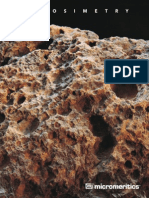 Porosimetry Brochure