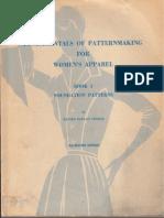 Fundamentals of Pattern Making I