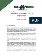 Juan Pablo II - Cruzando El Umbral de La Esperanza