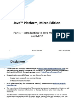 JavaME 01 Overview