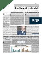 Fisco Fondi Immobiliari - Massimo Caputi su Legge stabilità Letta