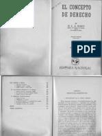 El Concepto de Derecho.- Capitulo Primero (Hart)