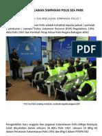 Sukarelawan Simpanan Polis Sea Park P/Jaya