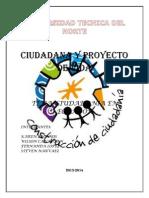 Ciudadana y Proyecto de Vida