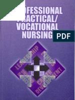 Professional Practical Nursing