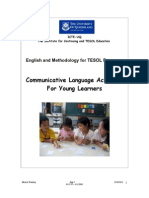 Communicative Activities for Young Learners Student Booklet