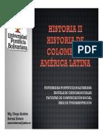 Unidad 5 Colombia en El Siglo XX (Avances)