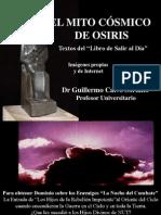 El Mito Cósmico de OSIRIS - Oraciones y Sortilegios - Imágenes