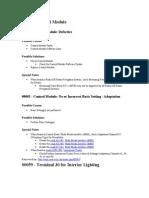 VCDS Coding List | Headlamp | Car