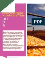 Bioindustrias y Biotecnologia