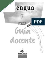 Activa Lengua 7 Puerto de Palos