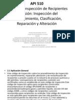 API 510 Resumen