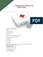 Revisão Emergências Médicas em Odontologia
