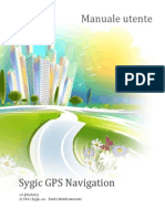 User Guide Sygic GPS Navigation Mobile v3 ITA