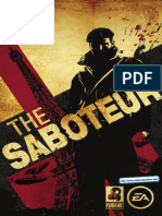 The Saboteur - Manual - PC