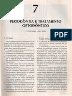 Periodontia e Tratamento Ortodôntico (S. Interlandi Cap.7)