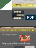 Ligas metálicas - MD