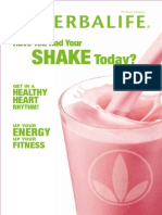 Herbalife Product Catalog 2011