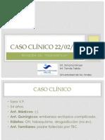 Caso clínico - Eosinofilia