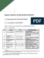 07 Desen Tehnic Si Organe de Masini