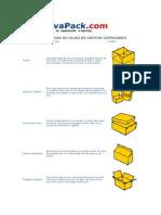 007-Formas Basicas de Cajas Corrugadas