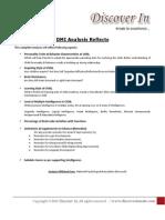 DMI Analysis Reflects