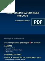 Aula 4 Hemorragias Da Gravidez I (Handouts)
