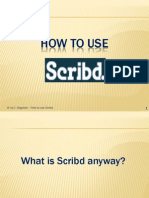 Ivy_Soguilon_How to Use Scribd