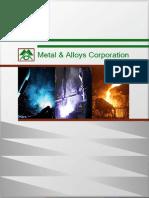 Metal & Alloys Corporation, Delhi, India