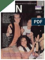 CHRW's London Music News September 1992