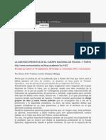 La Gestion Operativa en El Cuerpo Nacional de Policia_ Blog Academias C_a