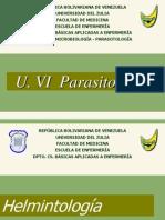 U. VI Helmintologia[1]