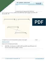 Cours+Math+-+Chap+1+Géométrie+Calculs+dans+IR+-+2ème+Sciences+(2009-2010)+Mr+Abdelbasset+Laataoui++www.espacemaths.com