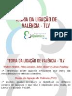 Aula 18 - Teoria Da Ligacao de Valencia